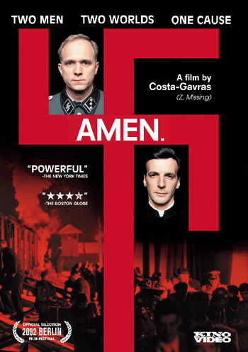 Film Amen - Affiche 2